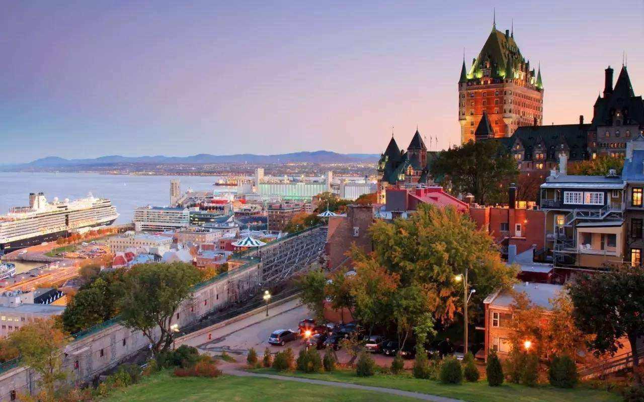 加拿大的地理优势有哪些