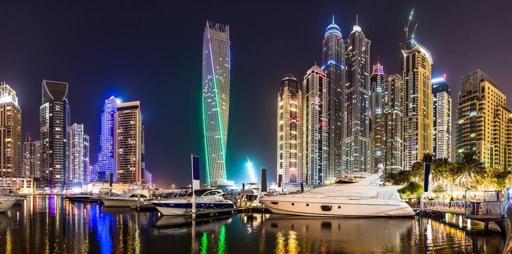 迪拜地区概况